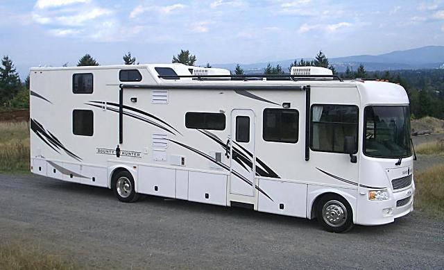 Gulfstream Motor Home