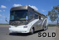 The Windseeker II Country Coach was an imposing land yacht - sold in March 2014